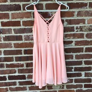 Tobi Peach Dress Size Small